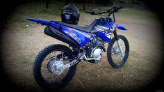 2014 Yamaha XTZ 125 motorcycle photo