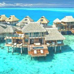 The Hilton at Bora Bora
