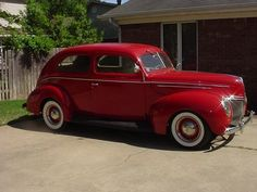 Old Classic Cars | 1939 FORD RESTO-ROD/OLD CAR LOOK WITH MODERN CAR RIDE AND DRIVE
