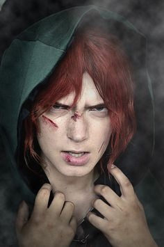 """… You may have heard of me."" - Kvothe After another fight with Ambrose, Kvothe started to plan a revenge…That jackass will regret that he was born! ______________________________________________________________ This is our new cosplay project from..."
