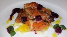 #smoked salmon #salad checkout the recipe @Michelle Flynn Brown www.facebook.com/gastrotank