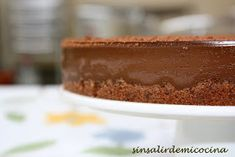 CHEESE CAKE FRIA CON CHOCOLATE Thermomix