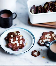 The quantity of spice in these Swedish ginger cookies is a personal decision - we think the spicier the better.