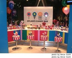 Dylan's Candy Bar, NYC- I love this place....makes you feel like a kid again!