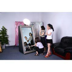 Mirror Photo Booth - Shenzhen Eagle Technology Co. Mirror Photo Booth, Digital Signage, Design, Digital Signature