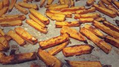 Opskrift: Sød kartoffel fritter ⋆ Magdalinda