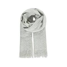 "Forever 21 Fuzzy Scarf Fuzzy oblong scarf features a fringe hem. Cozy and warm! Quite huge- Grey, 24.5"" width x 39.5"" length, acrylic and polyester. Never worn, new with tags. Final sale Forever 21 Accessories Scarves & Wraps"