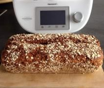 Fitness Vollkornbrot super saftig & saulecker