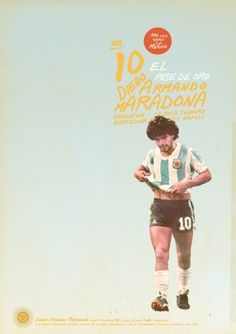 .Diego Armando Maradona