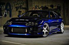 Toyota Supra ... I'm in love!!