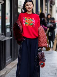 No City Does Street Style Quite Like Paris+#refinery29