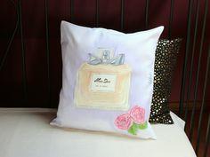 miss dior pillow https://www.facebook.com/ulala.art