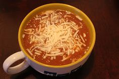 we loved here.: recipe: spicy chicken tortilla soup