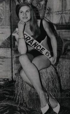 Jeanne Beck - Blog de MissNormandie