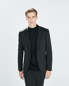 ZARA - MAN - NAVY SUIT
