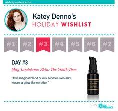 Katey Denno's Holiday Wish List Day 3 :: May Lindstrom | Zoe Organics