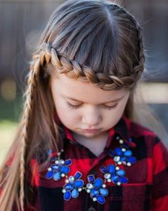 ◇ 50 Lovely Little Girls peinados