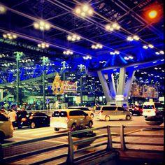 Airport in Bangkok