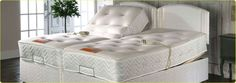 Electric Fully Adjustable Single Bed Memory Comfort Mattress Hand Crafted In Uk