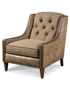 Bradington Young sure knows how to make some furniture. See what else they are doing here : http://www.pinterest.com/hookerfurn/