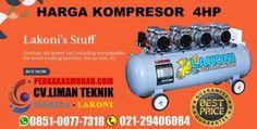 Harga Kompresor lakoni fresco 4189 tanpa oli Machine Tools, Fresco, Fresh