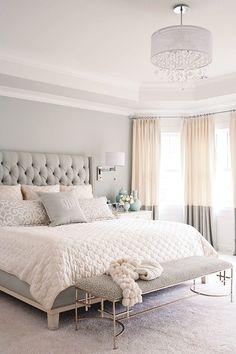 Gorgeous Master Bedroom Design Ideas (52) #Bedroomdesignideas