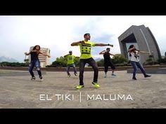 ▶ El Tiki - Maluma    Zhalo Grimaldo - YouTube