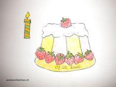 ondecole.ch - Carte anniversaire Birthdays, Sign