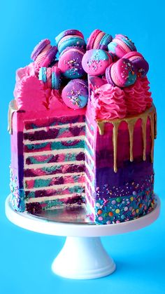 Image result for highway unicorn cake