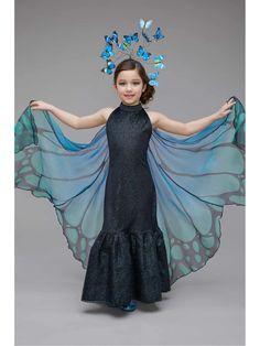 Butterfly Halloween Costume, Halloween Kostüm, Halloween Costumes For Girls, Costumes For Women, Kids Costumes Girls, Animal Costumes For Kids, Little Girl Costumes, Kid Costumes, Blue Costumes