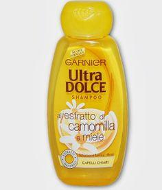 Shampoo garnier Sin siliconas