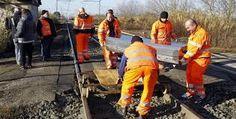 36enne travolta da un treno a Santa Maria Capua Vetere