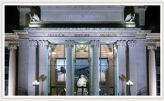 Missouri History Museum, St. Louis, MO