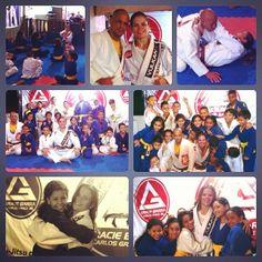 .@glaucia72   Ontem visitei a minha 1ª escola de jiu-jitsu. Recebi uma medalha em minha pró...   Webstagram