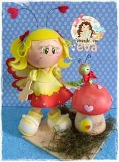 фофуча (куклы и игрушки из фоамирана)идеи,мастер-классы