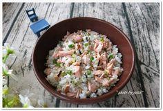 [家常菜]香鬆鮭魚蓋飯 既美味又營養食譜、作法 | 朱麗安廚房手記的多多開伙食譜分享