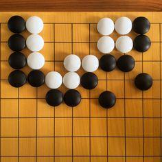 #ShareIG Easy one. Black to kill! #baduk #weiqi