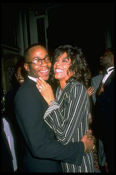 Whitney Houston | Pictures Of Smiles Taken At Just The Right Moment