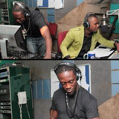 #tbt to the day that urban gospel invaded Abeiku Santana's radio show and guess who the DJ was? It's my prayer that God will continue to open channels such as these for me to spread the good news through urban gospel entertainment.  #Jesus #Christ #God #Father #HolySpirit #Christian #DJ #urbangospel #urban #gospel #entertainment #music #radio #youth #hiphop #rap #poetry #spokenword #afropop #dancehall #pop #reggae