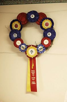 Riding Aside: What To Do With All of Those Ribbons...