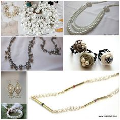 Gorgeous Pearl Projects to Make