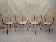 Set of Four Carlo Di Carli Chairs image 3