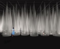 Sou Fujimoto will only use light for COS Milan installation