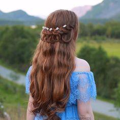 Aurora Braids from Instagram. Amazing hairstyle yet again