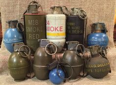 Image result for us hand grenade