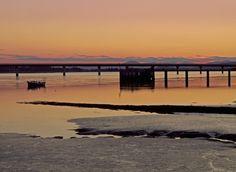 Estuary (low tide)