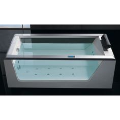 EAGO  Whirlpool Hot Tub with Stereo and Lights