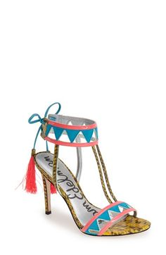 Sam Edelman 'Sadie' T-Strap Sandal (Women) available at #Nordstrom