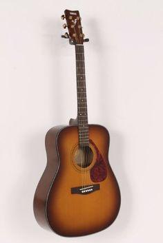 This is the guitar Erik bought me! LOVE IT! Yamaha Acoustic Guitar Tobacco Brown Sunburst F335