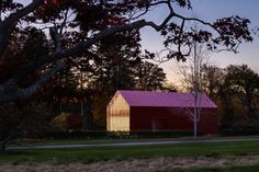 Red Barn on Architizer